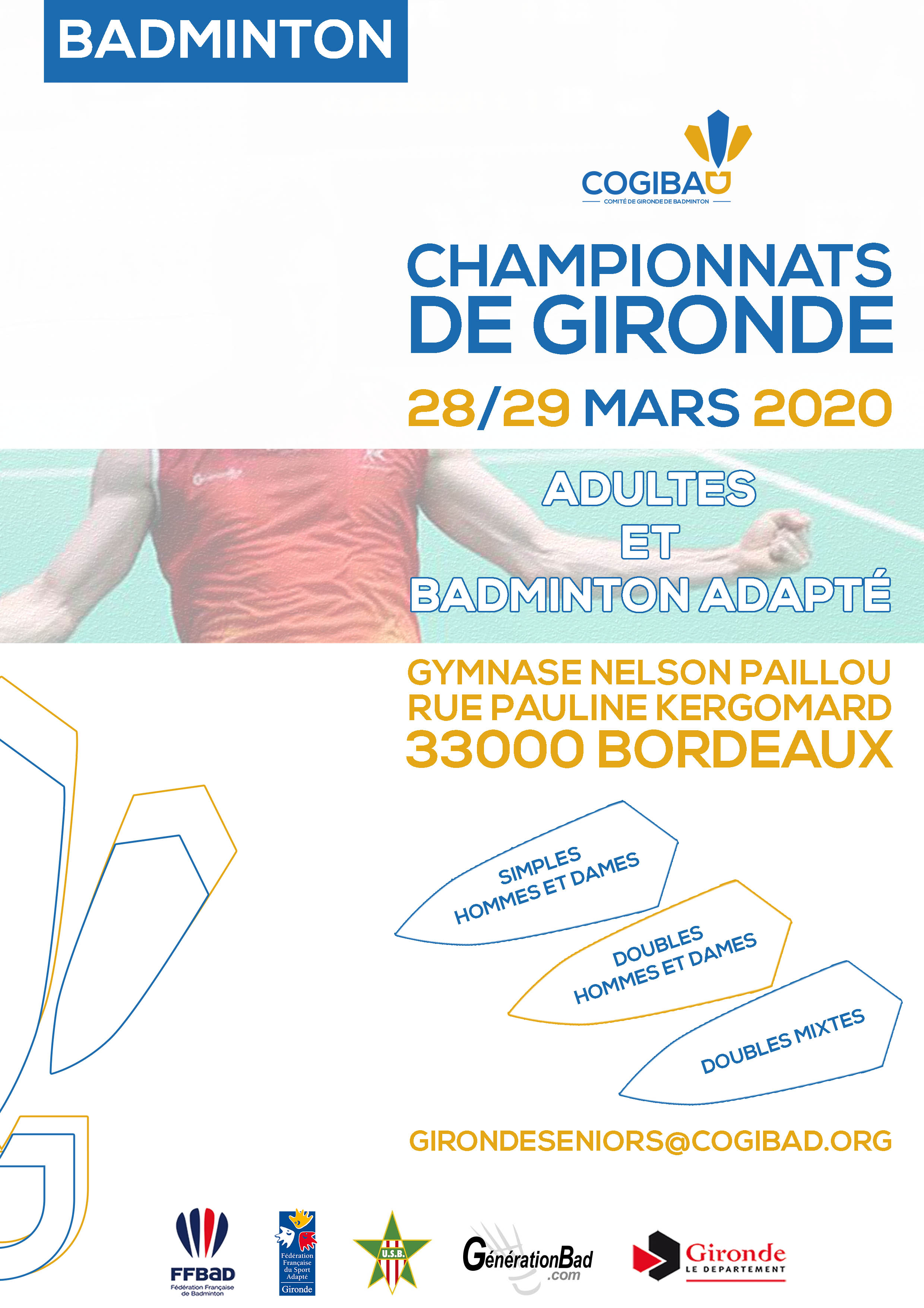 Gironde Adultes 2020 bordeaux light